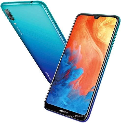 smartphone Huawei y7 pro 2019 Snapdragon 450 720 x 1520 pixels Mobile Phone 4000 mAh Cell phone