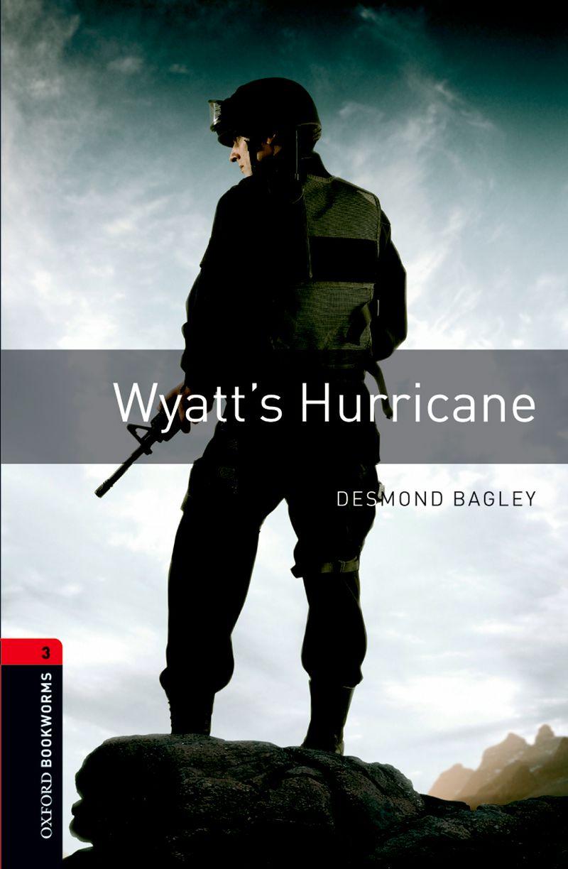 Kids Boy Girl Educational English reading book Oxford Bookworms Library: Level 3: Wyatt's Hurricane