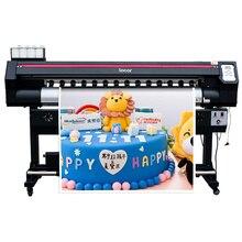 Imprimante dissolvante deco de la Machine 1.6m dimpression numérique de bannière avec la tête dimpression XP600 imprimante extérieure de panneau daffichage de grand Format