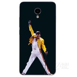 Freddie Mercury Caso Para TP-Link Neffos N1 Y5 Y5s Y5L Y6 Y5i Y7 Y50 C7 C9 C9A C9s C5A C5 Plus X9 X1 X20 Max Pro Lite Tampa Do Telefone