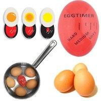 1 шт. таймер для яиц, кухонная электроника, гаджет, меняющий цвет, вкусный мягкий вкрутую яичницу, приготовление пищи, экологически чистый кр...
