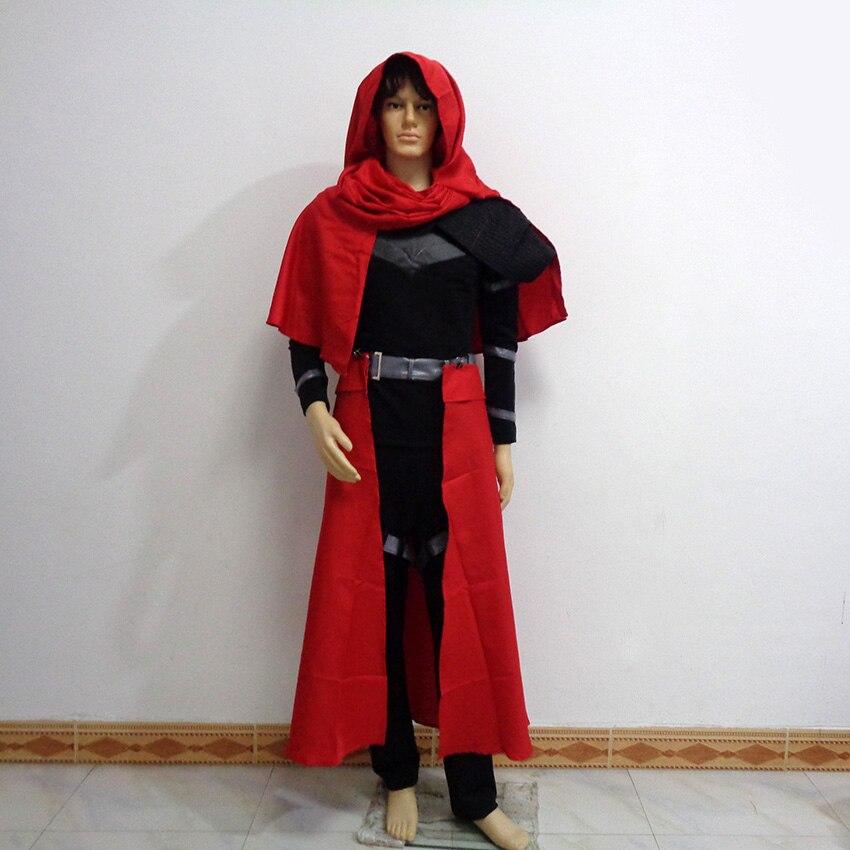 Fate/Grand Order FGO Emiya Kiritsugu Kerry Navidad Fiesta Halloween uniforme traje Cosplay disfraz personalizar cualquier tamaño