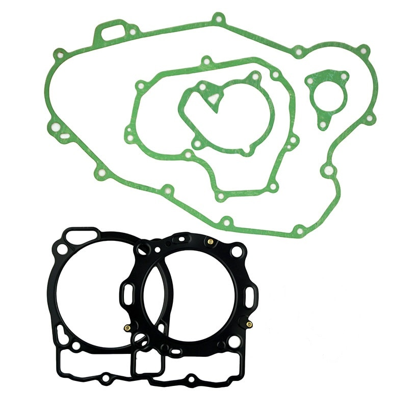 Para KTM 400 450 530 EXC XCW 08-11 junta para motor de motocicleta Kit cilindro extremo superior cárter estator embrague cubierta escape sellos Set