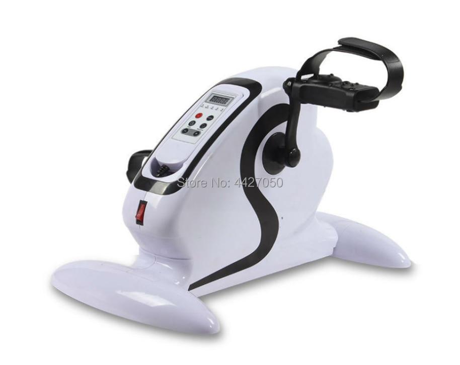 آلة إعادة التأهيل الكهربائية اليدوية للأطراف العلوية والسفلية لكبار السن ، دراجة بدواسة ضد الصدمات