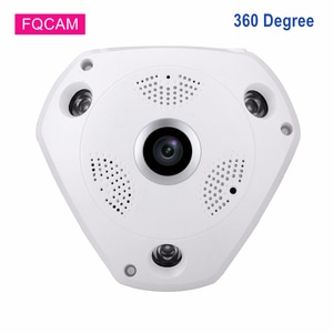 2MP AHD Cameras Home Security 360 Panaromic Night Vision Device 1.56mm Les ABS Plastic Shell Indoor CCTV Surveilance AHD Cameras
