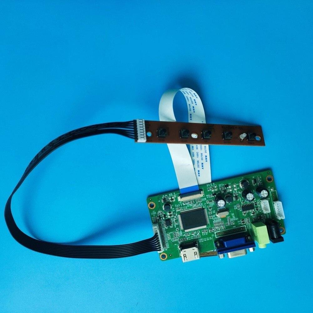"Para monitor de N156HCA-EAB LED 30pin controlador placa 1920 × 1080 15,6 ""Pantalla LCD DIY HDMI VGA EDP"