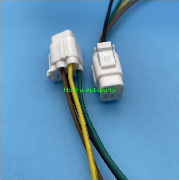 sumitomo 4 pinos mt090 selado conector femea da motocicleta habitacao conector de