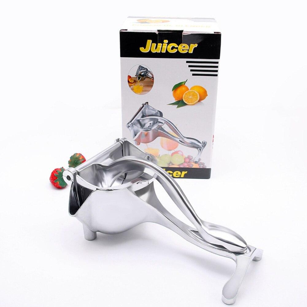 سبائك الألومنيوم عصارة يدوية عصارة الحمضيات عصارة البرتقال عصارة ليمون الضغط عصير صنع أداة أدوات المطبخ