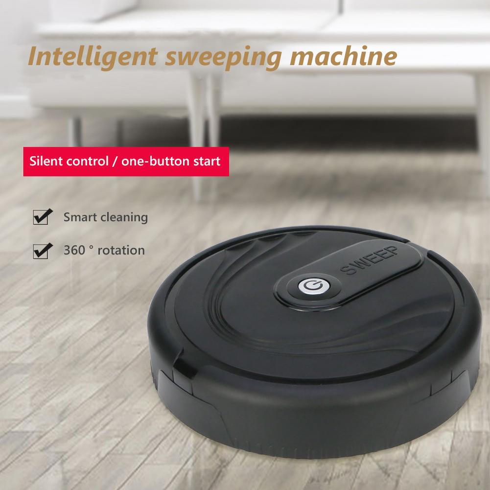 Inteligentny automatyczne zamiatanie robota na piętro w domu krawędzi czyszczenia kurzu nie ssania zamiatarka jest specjalnie zaprojektowany do czyszczenia gospodarstwa domowego