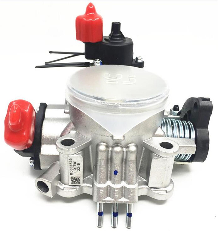 1pc taiwan carros válvula de acelerador assy AC54-356 mn128999 md336509 corpo do acelerador para mitsubishi outlander 4g93 4g64 motor