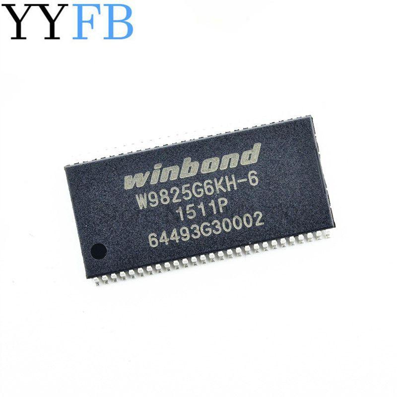 W9825G6KH-6 TSOP54 WINBD Circuitos Integrados