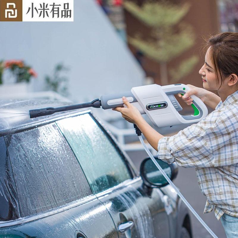 Youpin-مسدس رش الماء عالي الضغط ، غسالة العشب ، أدوات الرش ، تنظيف الحديقة ، الشطف
