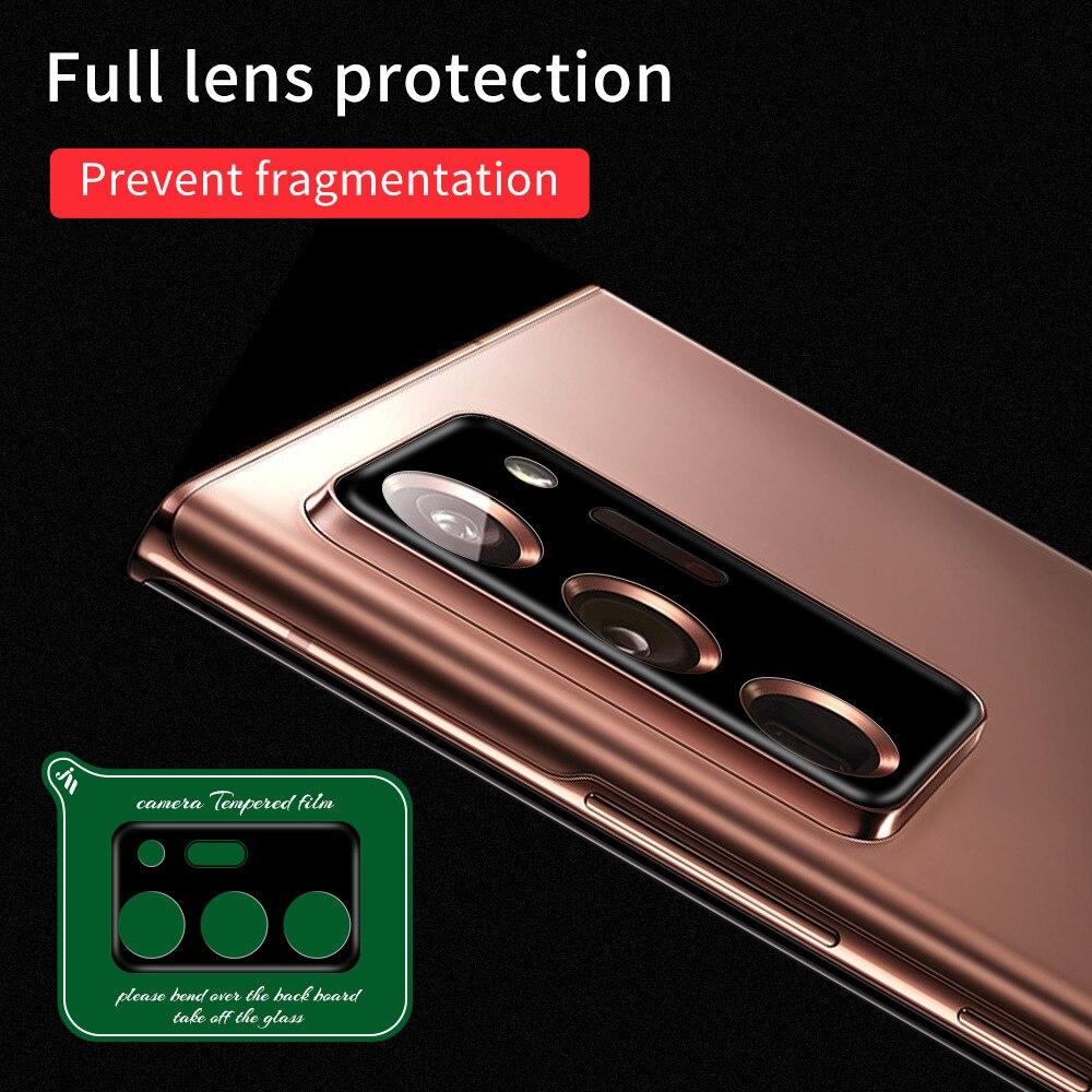 Arc Lens Film High Definition Screen Anti Scratch Lens Film For Samsung Note 20 Ultra Note 10 Lite S20 Plus S20 Ultra S10 Lite