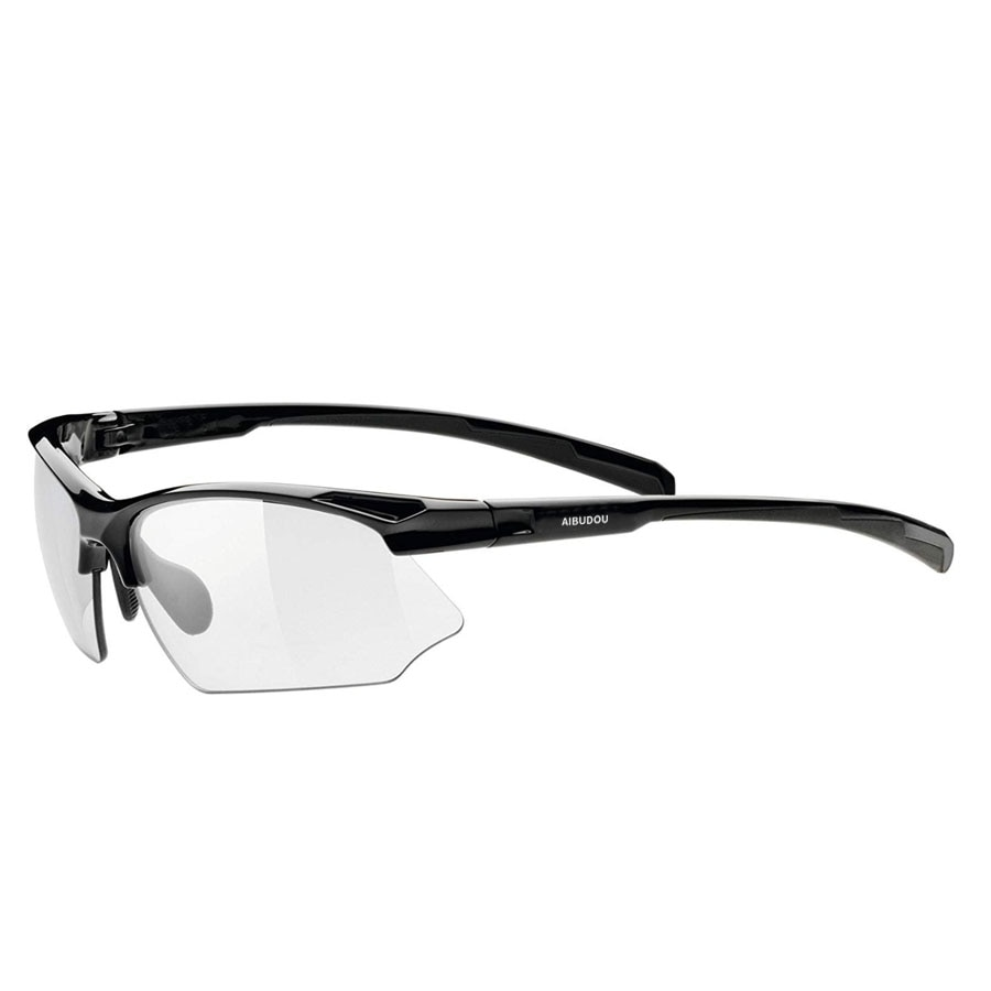 AIBUDOU Polarized Sunglasses for Men Women Trendy Vintage Retro Fashion Square Sun Glasses