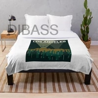 los angeles november 2019 tribute movie poster blankets super soft throw blanket lightweight plush bed flannel blanket suita