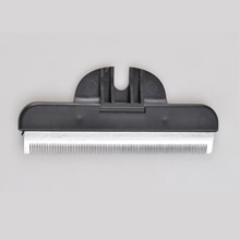 Detachable Pet Comb Blade Stainless Steel Blade Hair Remover Brush Short Medium Hair Dog Combs Groom