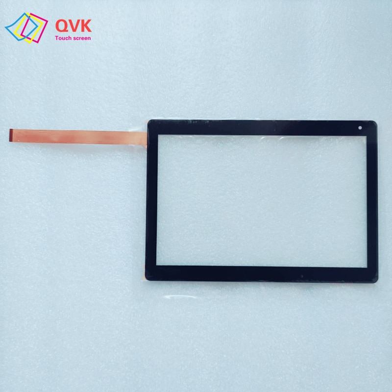 Black 10.1 Inch touch screen for Dexp Ursus L210 Capacitive touch screen panel repair and replacement parts