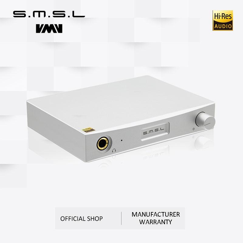 SMSL SAP-12 Hifi Clase A/B Amplificador de auriculares de Audio portátil Amplificador...
