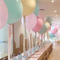 round oval latex balloons 36 inchs wedding decoration helium big large giant ballons birthday party decor inflatable air ball