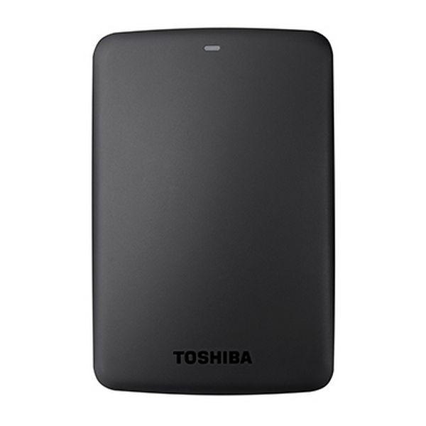 Hard Drive Toshiba HDTB310EK3AA Canvio Basic 1 TB Black