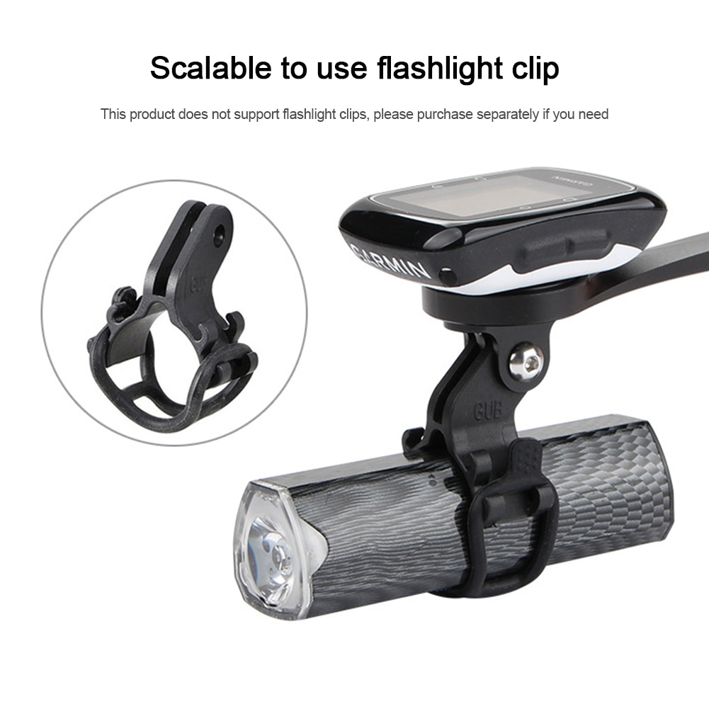Aluminum Alloy Bicycle Road Bike Cycling Computer Mount Holder For Flashlight Holder One Handlebar Shipping Fast delivery Dropsh недорого