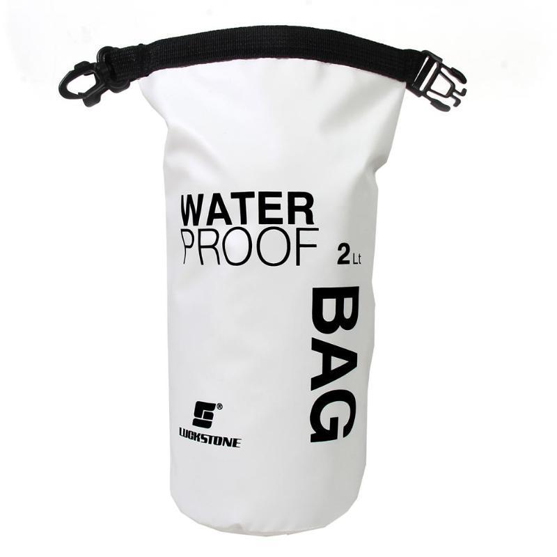 2L deportes impermeable bolsa seca mochila flotante de kayak Camping Wi
