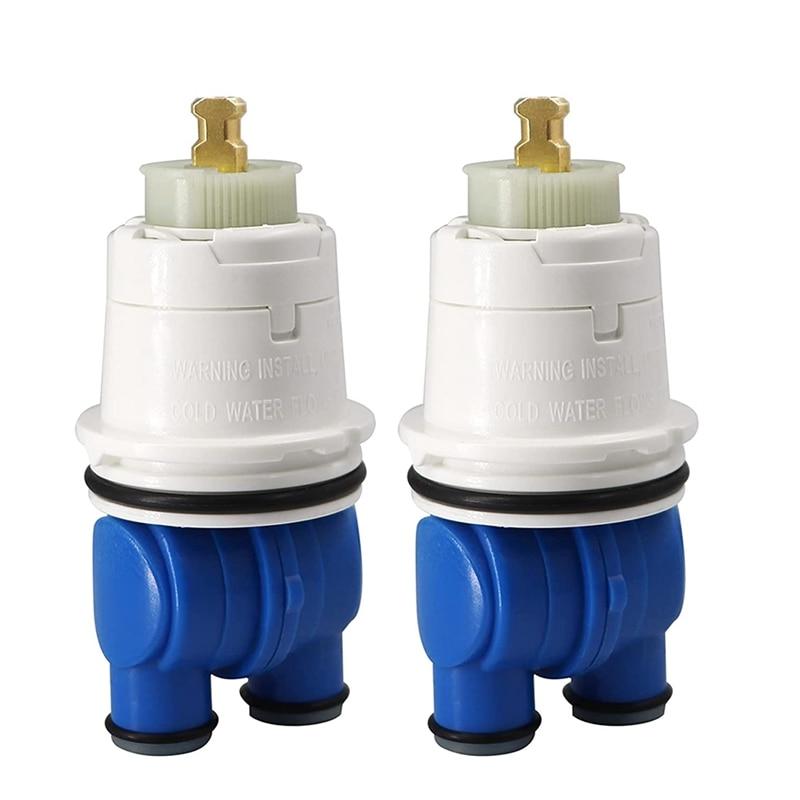 RP19804 الضغط بلانس دش خرطوشة الجمعية لاستبدال دلتا 1300/1400 سلسلة حوض استحمام ودش 2 قطعة
