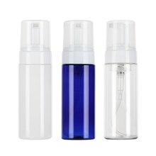 50/80/100/150ML botella de Espuma Azul claro jabón líquido Mousse batida puntos embotellado champú loción espuma de Gel de ducha bomba