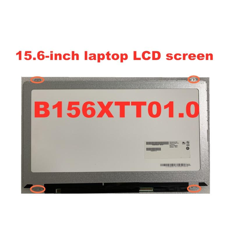 شاشة كمبيوتر محمول 15.6 بوصة LED LCD B156XTT01.0 ، مع مصفوفة اللمس ، 1366 × 768 ، HD ، 40 دبوس