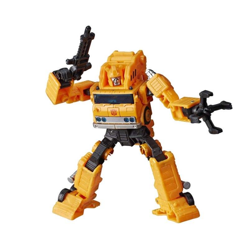 Hasbro transformadores batalla decisiva Cybertron marinero serie lidiar Starscream Robot de juguete para regalo