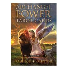 78 Archangel Power Tarot Card Natural Angel Full English Version Tarot Card Family Party Tarot Card Deck Game Destiny Divination