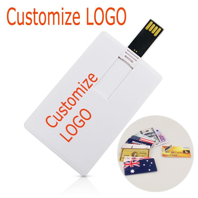 Diy Design Logo 10 Pcs Logo Free USB Flash Drive 4GB 8GB 16GB 32GB Free Shipping Pendrive Memory Wedding Photography Bulk Gifts
