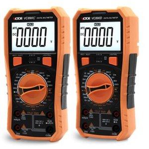VC890D Digital Multimeter Digital Display Large Capacitance Meter DC AC  Voltage   Meter Capacitance  Tester