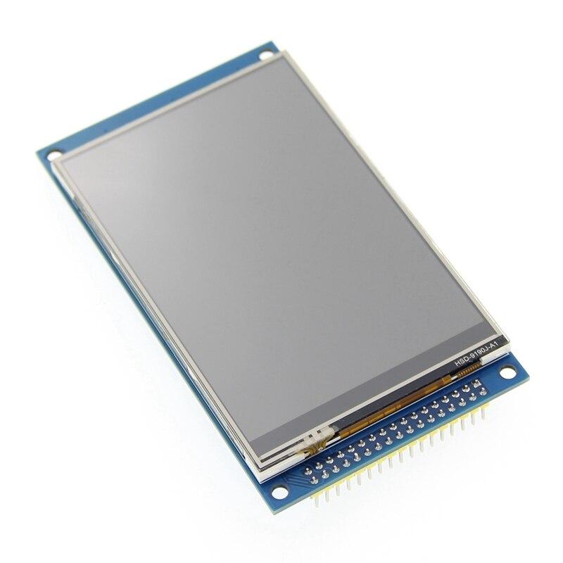 Hot 4,0 Inch TFT LCD Bildschirm Display Modul 480X320 RGB Farbe ST7789 IC Fahrer für C51 STM32 unterstützung 16BIT RGB 65K farbe display