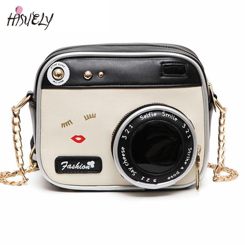 Bolso pequeño de diseño para chica, bolso Vintage a la moda para mujer, bolsa tipo bandolera para cámara, bolso de mano con cadena, bandolera de mujer, bolso Q5
