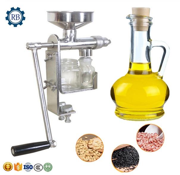 Máquina manual Máquina De Prensa De Aceite presión de aceite, Máquina manual de extracción de aceite, máquina extractora de aceite en venta