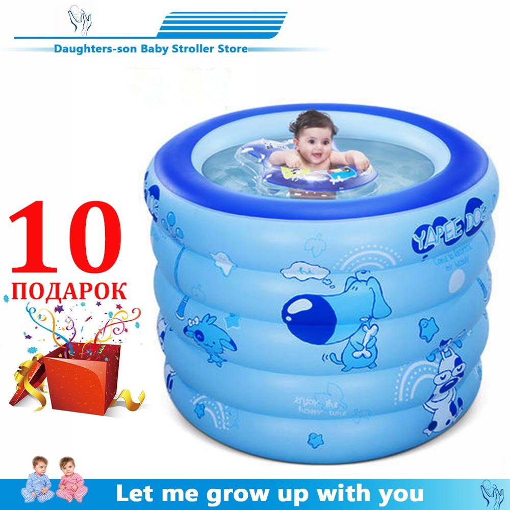 2020 Inflatable Baby Swimming Pool Piscina Portable Outdoor Children Basin Bathtub kids pool baby swimming water Thermal