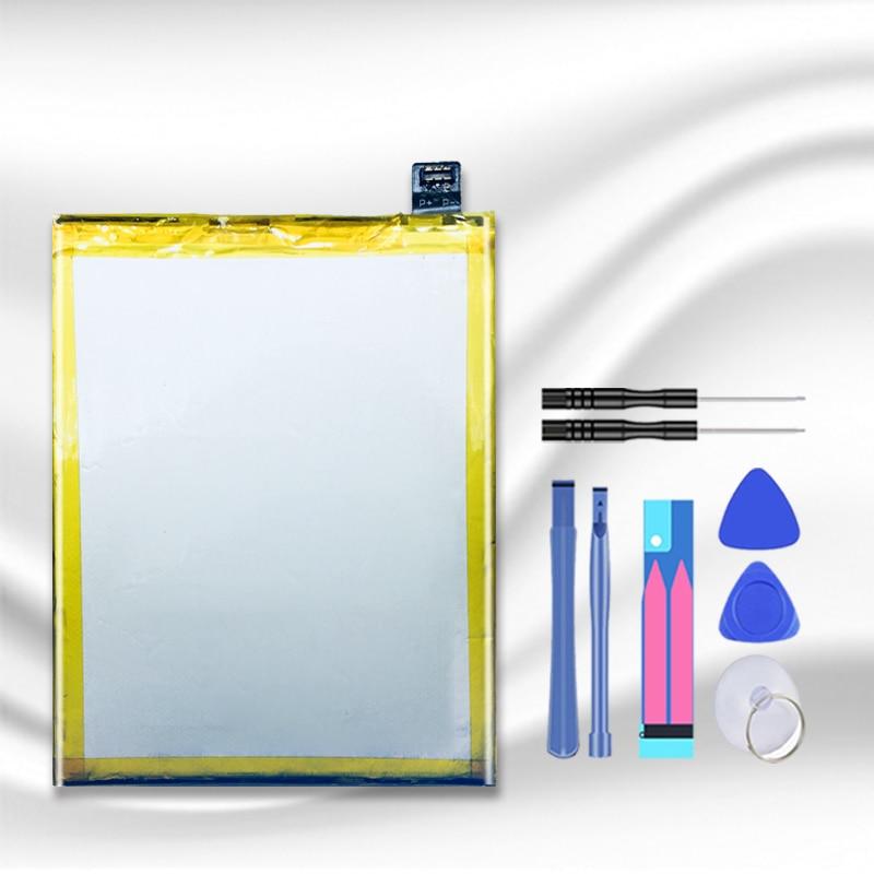 Para Ulefone Gemini Pro & T1 reemplazo 3680mAh piezas de batería de respaldo para Ulefone T1 batería de teléfono inteligente + número de seguimiento
