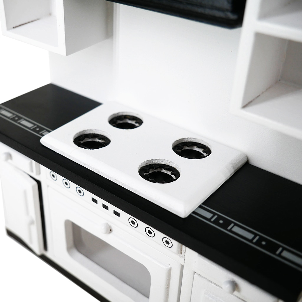 Набор миниатюрных кухонных шкафов в масштабе 1:12 для кукольного домика, мини-Шкафы для мебели, кухонные шкафы для декора шкафы в балашихе