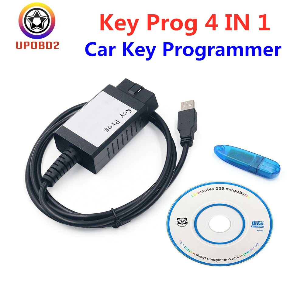 2019 Newest FNR 4 IN 1 Car Key Programmer 4-in-1 For Renault For Nissan For Ford Programming with US