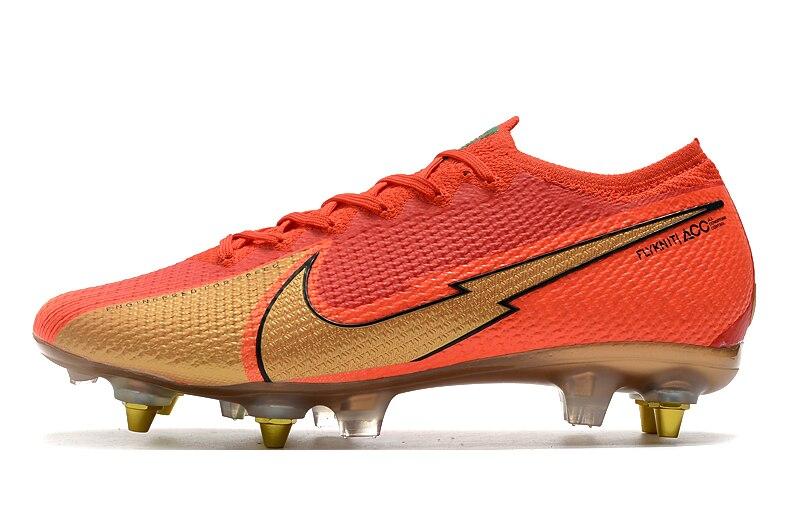 Nike Mercurial Vapor 13 Elite SG-PRO AC 39-45 Men Football Shoes Soccer Sneakers