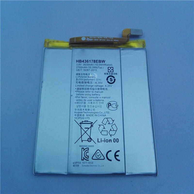 HB436178EBW-Batería de polímero de litio de repuesto para teléfono móvil, batería de...