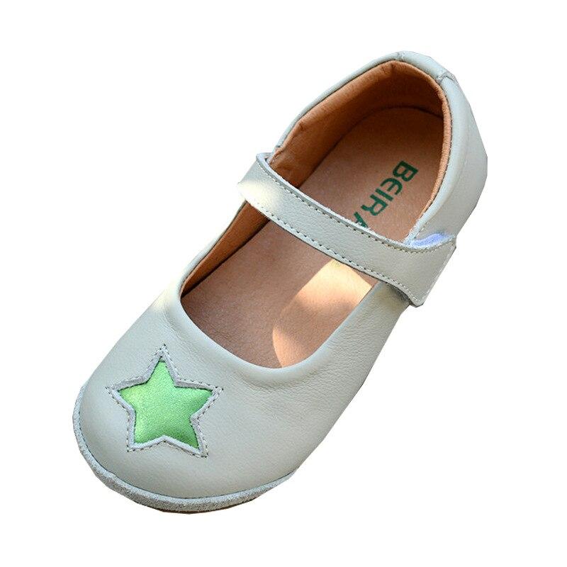 2021 جديد جلد طبيعي فتاة متعطل الأطفال فستان أسود حذاء طفل Grils أحذية أطفال عادية بنات مدرسة أحذية الحفلات المعرض