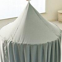 Однотонный балдахин-шатер #2