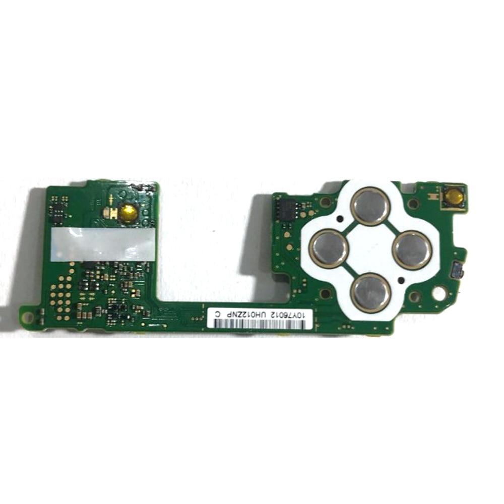 10 pces muito placa-mãe pcb módulo placa principal para N-S para interruptor controlador para ns joy-con game console peças de reparo