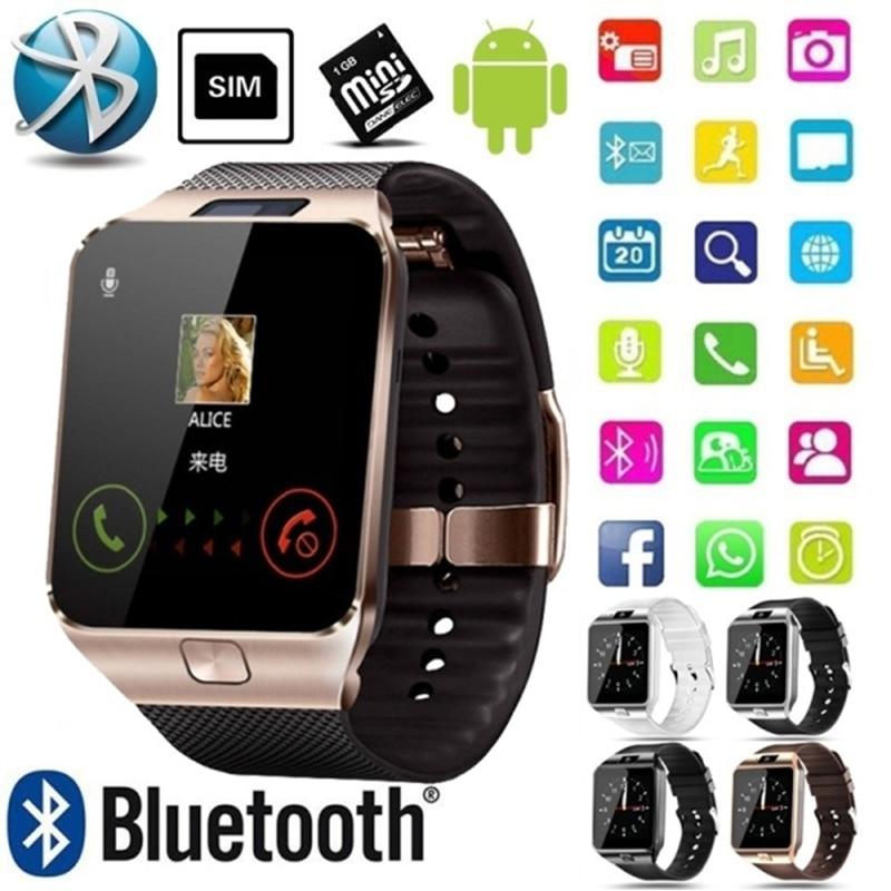 2020 Smart Watch Men Women With SIM TF Card Slot Camera SmartWatch Bluetooth Information Push Music