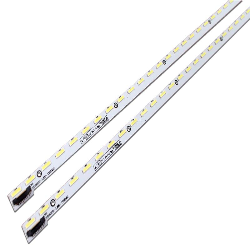 جديد 10 قطعة * 64 المصابيح 721 مللي متر LED شريط إضاءة خلفي V580H1-LE6-TREM2 ل LED58K280J V580HJ1-LE6