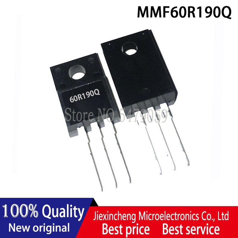 10PCS MMF60R190Q 60R190Q MMF60R190 TO220F New original