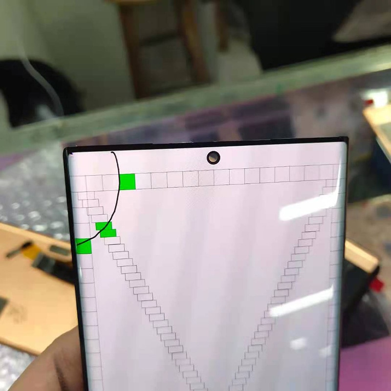 Original LCD Have Defect For Samsung Galaxy Note 20 Ultra LCD Touch Screen Digitizer Assembly Note20 Ultra 5G N986 Display enlarge