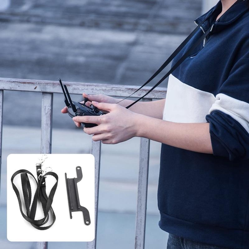 For Mavic MINI Dual Hook Neck Strap Transmitter Belt Bracket Mount Hang Lanyard for DJI MAVIC Mini Controlle Accessories